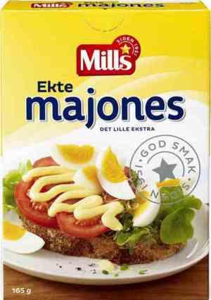 Prøv også Mills majones.
