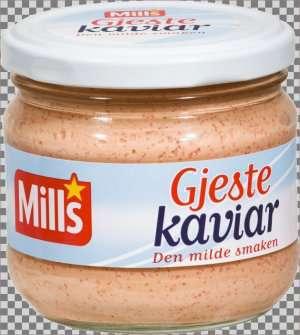Prøv også Mills gjestekaviar.
