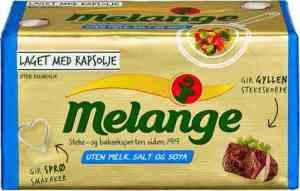 Prøv også Mills Melange uten salt og melk.