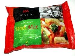 Prøv også ICA Asia Wok mix.