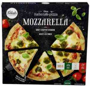 Prøv også Folkets pizza mozzarella.