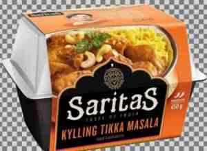 Prøv også Saritas Kylling Tikka Masala.