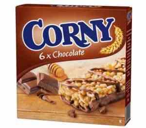 Prøv også Corny sjokolade 6 pk.