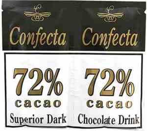Bilde av Confecta mørk sjokoladedrikk.