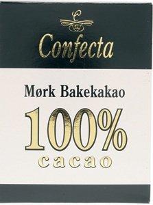 Bilde av Confecta mørk bakekakao.