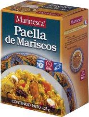 Prøv også Marinesca Seafood paella.
