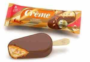 Prøv også Hennig Olsen Crème peanøtt.