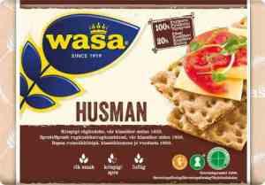 Prøv også Wasa husman.