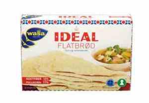 Prøv også Ideal original flatbrød.