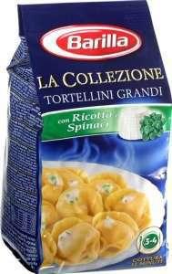 Bilde av Barilla Tortellini ricotta og spinat.