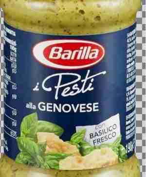 Prøv også Barilla pesto ala genovese.