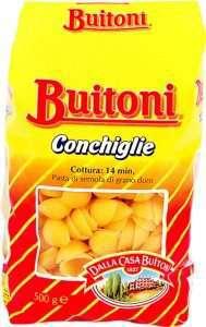 Prøv også Buitoni Conchiglie.
