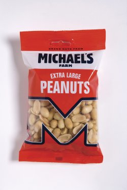 Bilde av DNL Michaels Farm Extra large peanuts.