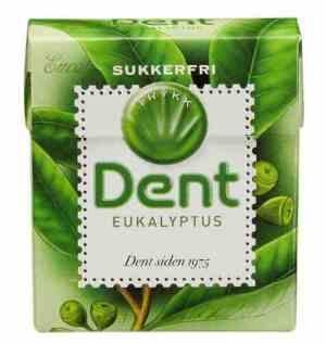 Prøv også Dent Euca.