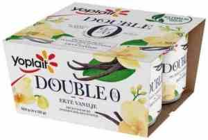 Prøv også Yoplait Dobbel 0% Vanilje.