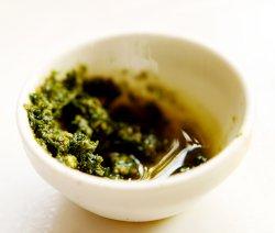 Bilde av Pesto grønn hjemmelagd.