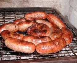 Bilde av Chorizo pølse.