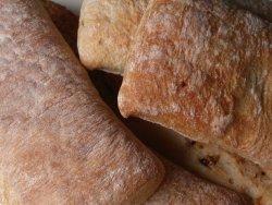 Prøv også Ciabatta brød.