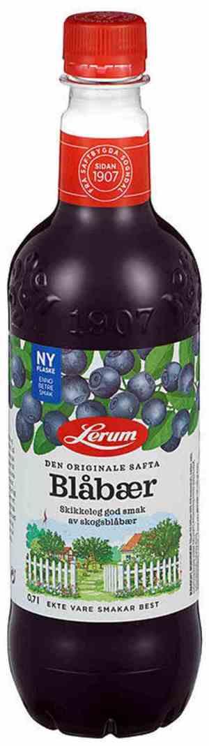 Prøv også Lerum Blåbærsaft.