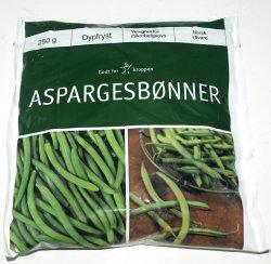 Prøv også Aspargesbønner frosne.