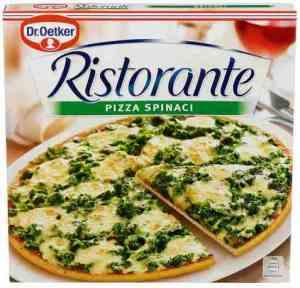 Prøv også DrOetker Ristorante Spinachi.