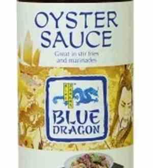 Prøv også Østerssaus, oystersauce.