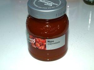 Bilde av Lerums nype marmelade.