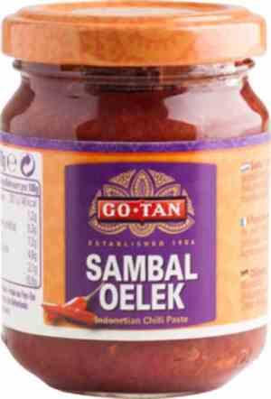 Prøv også Chilipasta, sambal oelek.