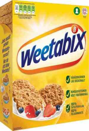 Prøv også Weetabix Original.