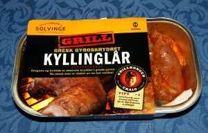Prøv også Solvinge Gresk Gyroskrydret kyllinglår.