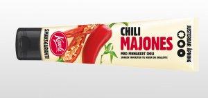 Prøv også Kavli chili majones.