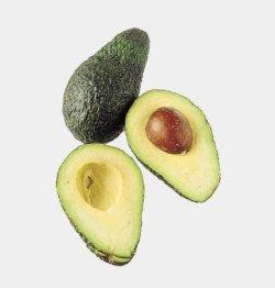 Prøv også Avocado, rå.