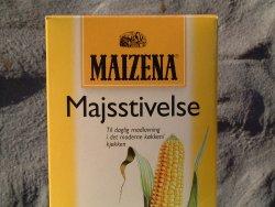 Prøv også Maizena.