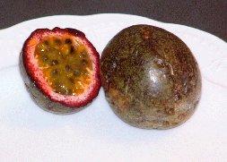 Bilde av Pasjonsfrukt, rå.
