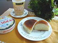 Bilde av Camembert, hvitmuggost.