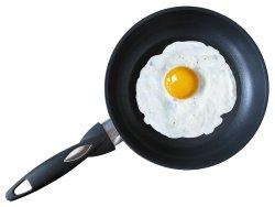 Prøv også Egg, stekt i smør.