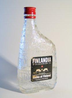 Prøv også Finlandia Vodka.