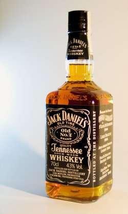 Prøv også Jack Daniels.