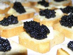 Prøv også Kaviar.