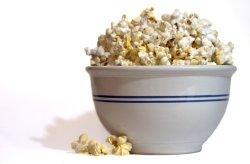 Bilde av Popcorn, kjøpt.