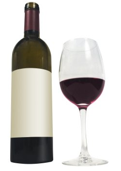Bilde av Vin, rødvin, 12 vol-% alkohol.