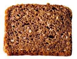 Prøv også Rugbrød, grovt, kjøpt.