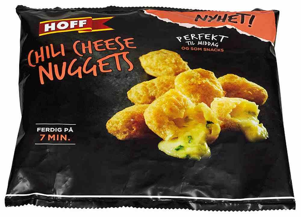 chili cheese kalorier