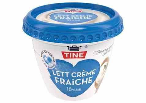 Bilde av Tine Crème Fraîche Lett.