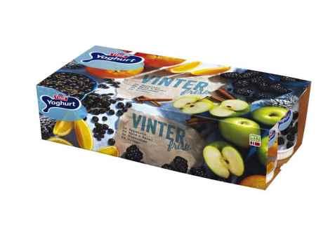 Bilde av TINE Yoghurt vinterfrisk solbær.