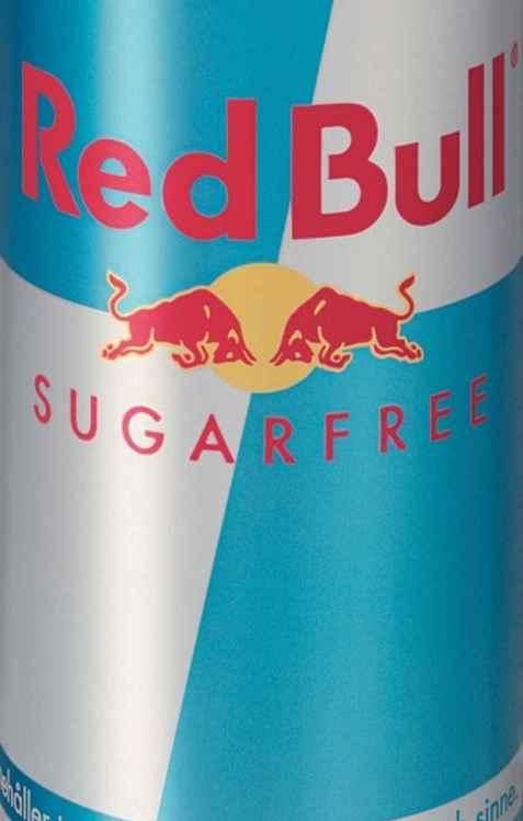Bilde av Red Bull sukkerfri.