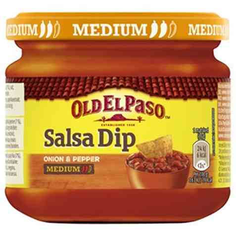 Bilde av Old El Paso Taco Salsa Medium.
