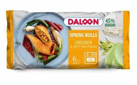 Bilde av Daloon Vårruller med kylling.