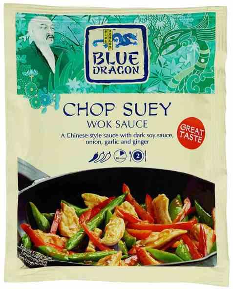 Bilde av Blue Dragon Woksaus Chop Suey.