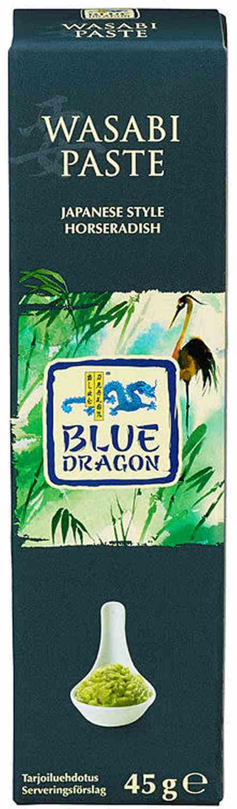 Bilde av Blue Dragon Wasabipaste.